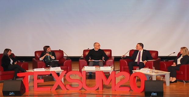 Tekstil Zirvesi'nde sektörün geleceği tartışıldı