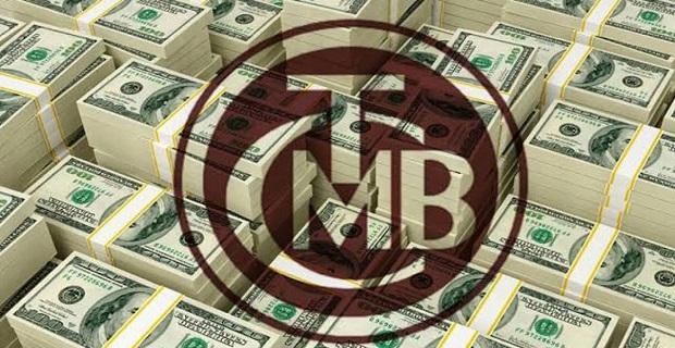 Merkez Bankası brüt döviz rezervi 2,2 milyar dolar azaldı