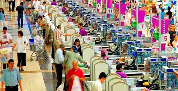 Perakendede satış hacmi yüzde 11; cirolar yüzde 22 arttı
