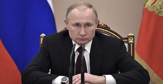Putin: Rus ekonomisi ciddi bir baskı altında