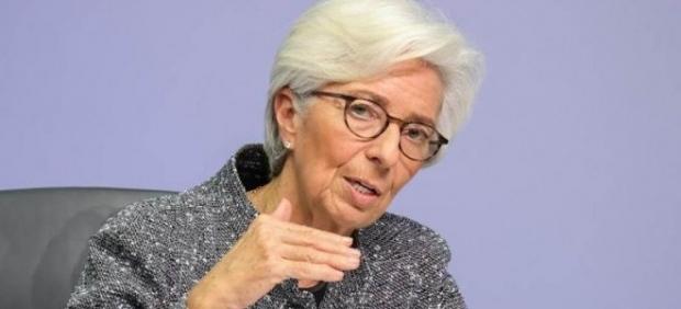 ECB Başkanı Lagarde: Ekonomik krizin dip noktasını muhtemelen geçtik