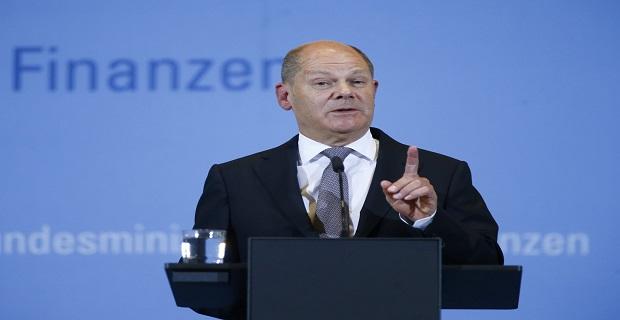"""""""Almanya ekonomisi 2022 başında toparlanacak"""""""