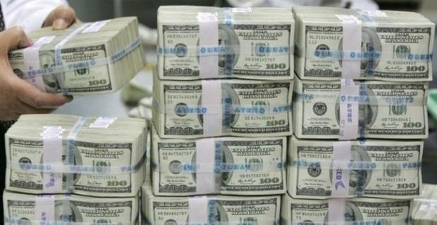 Finans dışı döviz açığı haziranda 163 milyar dolar oldu