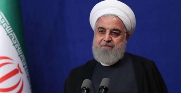 Ruhani: ABD yaptırımları en az 150 milyar dolar zarar verdi