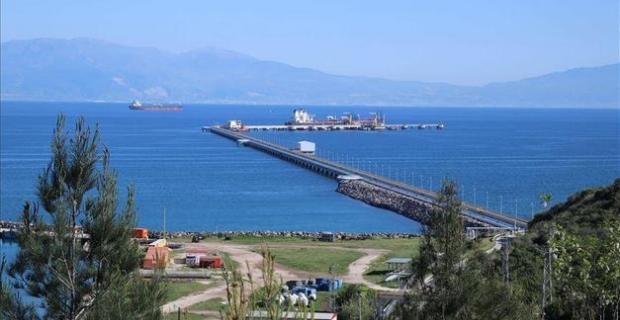 Bakü-Tiflis-Ceyhan hattından 14 yılda 3,5 milyar varili aşkın petrol taşındı