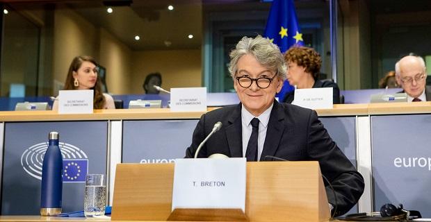 Breton: AB anlaşmasız Brexit'e hazır, Birleşik Krallık değil