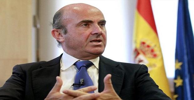 De Guindos: ECB mevcut araçlarla hareket etmek zorunda