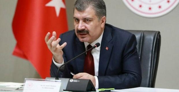Sağlık Bakanı Fahrettin Koca: Büyük illerdeki artış ülke geneline yayıldı