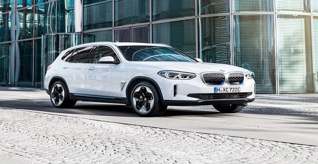 BMW'nin tamamen elektrikli modeli Yeni BMW iX3 Türkiye'de!