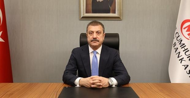 Merkez Bankası Başkanı Kavcıoğlu'ndan faiz açıklaması