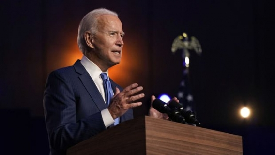 Biden'den kongredeki ilk konuşmasında dikkat çeken Rusya ve Çin mesajı