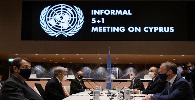 BM Genel Sekreteri Guterres'ten Kıbrıs açıklaması: Yeterli ortak zemin bulamadık