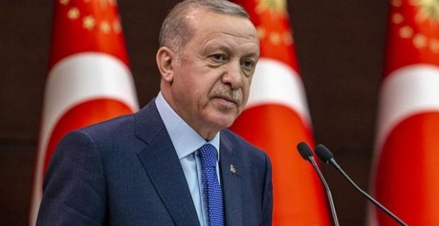 Cumhurbaşkanı Erdoğan: Amacımız tehditleri bertaraf etmektir