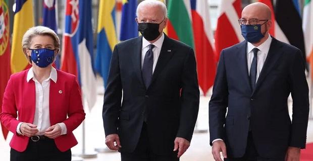 Avrupa Birliği - ABD zirvesinde Türkiye detayı