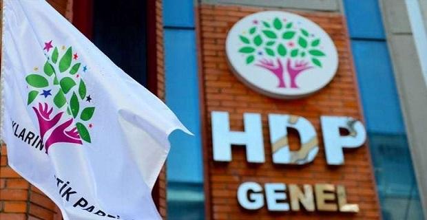 Kapatma iddianamesi HDP'ye ulaştı