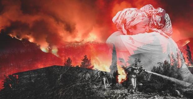 Ağustos'un gündemi yangın afeti: Bütün Türkiye yanıyor!