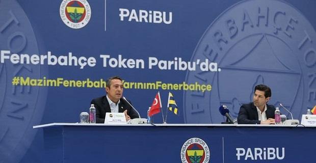 Fenerbahçe Token tanıtıldı… Ali Koç: Tarihi bir imza