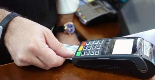 Kartlı ödemeler yüzde 35 arttı