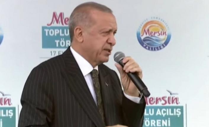 Cumhurbaşkanı Erdoğan: Akkuyu Nükleer Santrali 2023'ün Mayıs'ında tamamlanacak