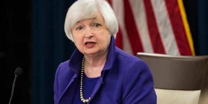 Yellen, Kongreyi 'borç limiti' konusunda bir kez daha uyardı