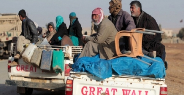 Irak'ta Telaferli iç göçmenlerin 5 yıldır bitmeyen çilesi