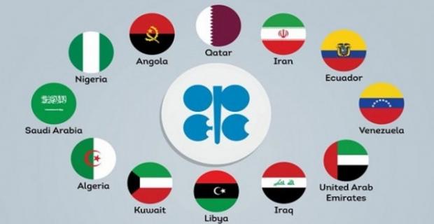 OPEC'in üretimi Haziran ayında azaldı