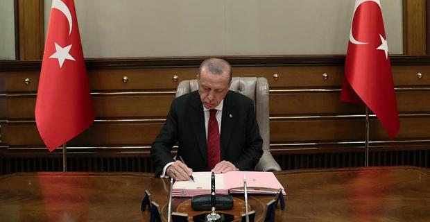 Cumhurbaşkanı Erdoğan'dan 2021'in 'Ahi Evran Yılı' olarak kutlanmasıyla ilgili genelge