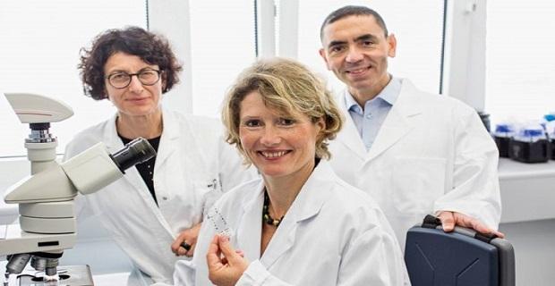 Prof. Dr. Uğur Şahin, aşı üzerinde çalıştıkları yeni formülü anlattı