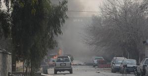 Afganistan terör kıskacında