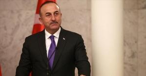 Dışişleri Bakanı Çavuşoğlu: Zeytin Dalı Harekatında biz hem sahada hem de masada çok güçlü olduk