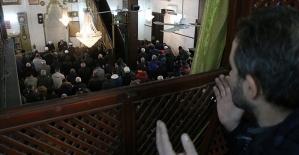 Makedonya ve Bosna Hersek'te Türk askeri için dua edildi