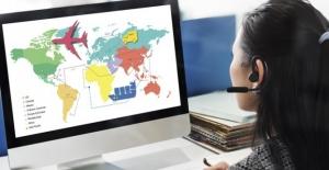 """""""Online seyahatte Türkiye, dünyada 3'üncü sırada"""""""