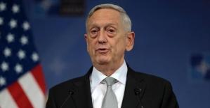 ABD Savunma Bakanı Mattis: PYD/PKK unsurları diğer bölgelerden Afrin'e kaydı