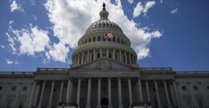 ABD Senatosu, hükümet kapandıktan sonra geçici bütçeyi onayladı