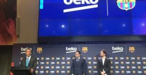 Beko Barcelona'nın global baş sponsoru oldu