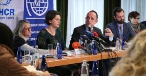 Bosna Hersek'e yönelen sığınmacıların sayısı artıyor