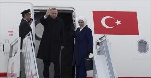 Cumhurbaşkanı Erdoğan, Vatikan ve İtalya'ya gidiyor