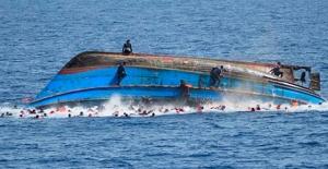 Libya açıklarında 90 sığınmacı boğularak yaşamını yitirdi