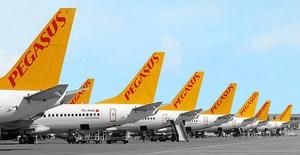 Pegasus yolcu sayısının bu yıl yüzde 11-13 artmasını bekliyor