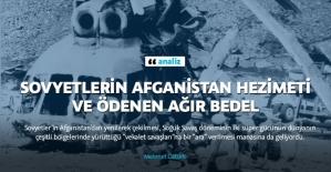 Sovyetlerin Afganistan hezimeti ve ödenen ağır bedel