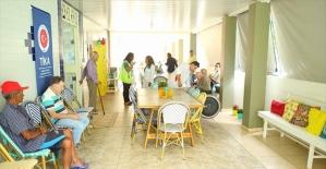 TİKA'dan Brezilya'daki yaşlı bakımevine destek