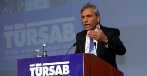 TÜRSAB'da yeni başkan Firuz Bağlıkaya oldu