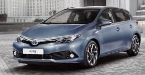 Yeni Auris, Cenevre Otomobil Fuarı'nda tanıtılacak