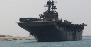 ABD savaş gemilerini Doğu Akdeniz'e gönderdi