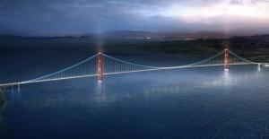 Çanakkale köprüsüne 2.3 milyar euro finansman