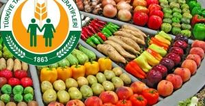 Tarım Kredi gıda fiyatları için devreye giriyor