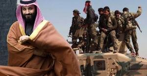 Suudi Arabistan'dan YPG/PKK ile çalışan Arap güçlere destek