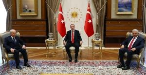 Beştepe'de 'Cumhur İttifakı' zirvesi