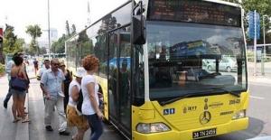 Toplu taşıma araçları yarın ücretsiz