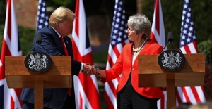 Trump'tan May'e Brexit tavsiyesi: AB'yi dava et